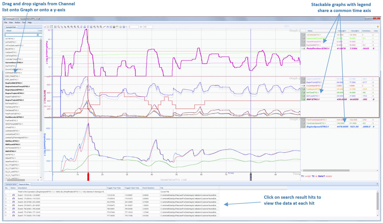 DataSpy User Interface