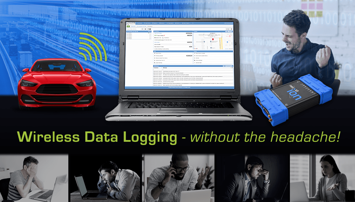 Wireless Data Logging – without the headache!