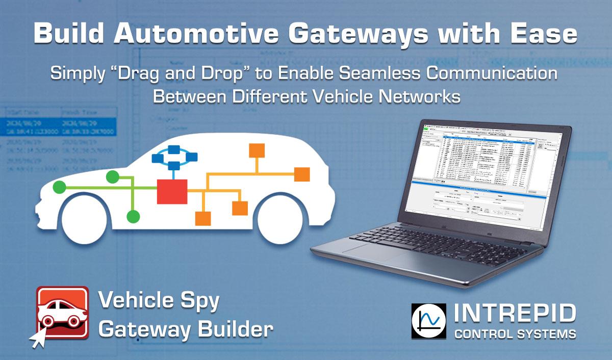 Build Automotive Gateways with Ease