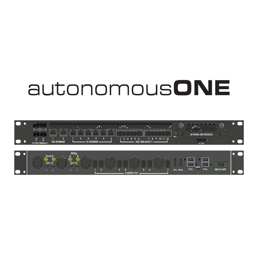 autonomousOne