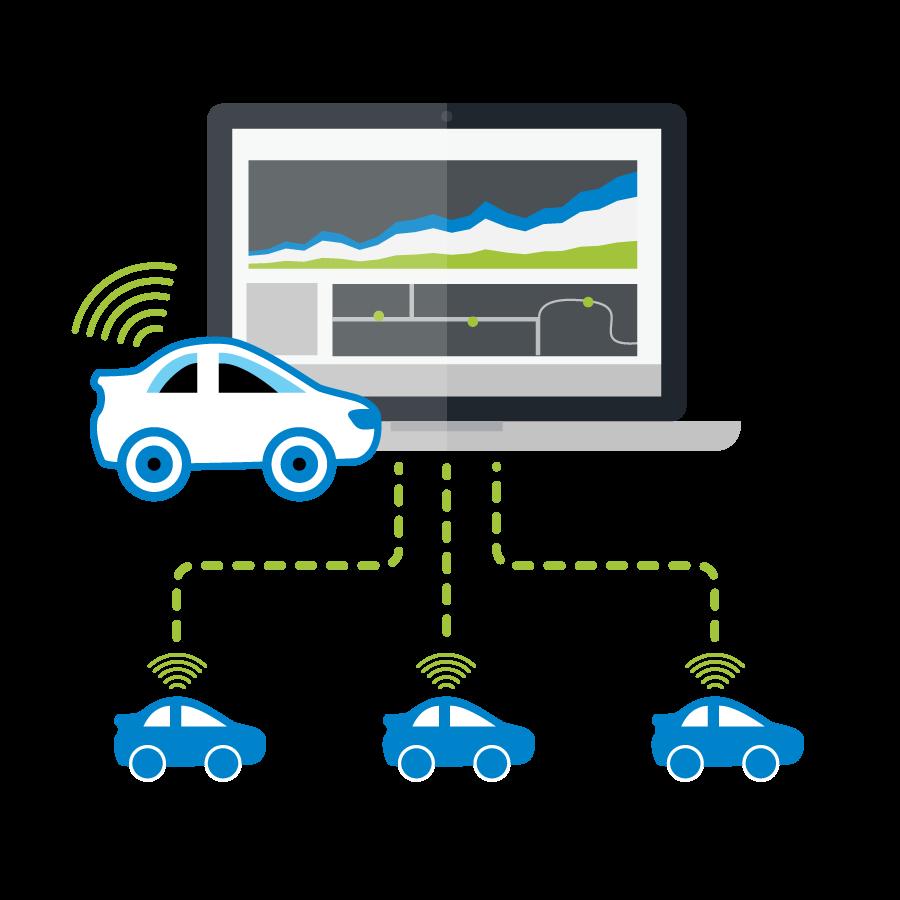 Wireless Fleet Data Logging,