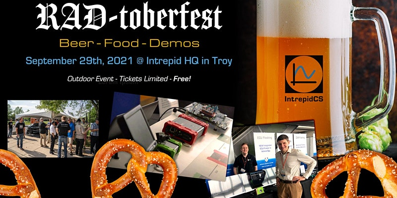Intrepid RAD-toberfest 2021