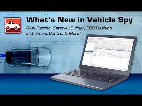 What's new in Vehicle Spy 3.9.2
