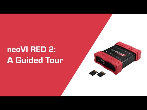 neoVI RED 2 — A Guided Tour