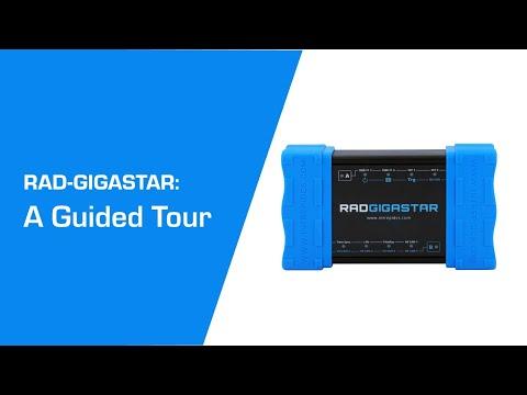 RAD Gigastar — A Guided Tour