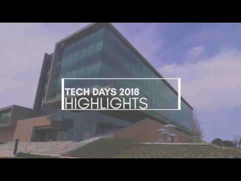 Intrepid Tech Days 2018 Highlight
