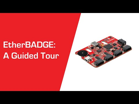 EtherBadge — A Guided Tour