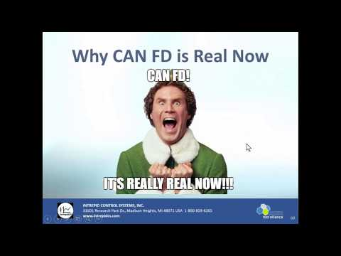CAN FD — What You Need to Know! (Intrepid Tech Days '18)