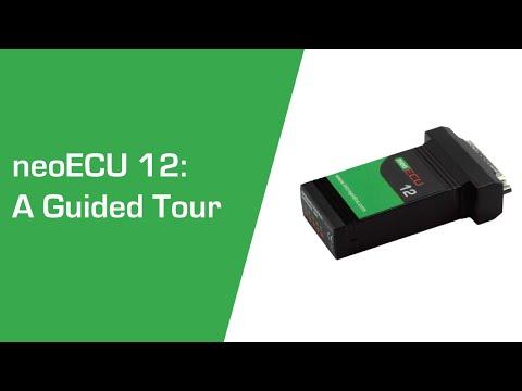 neoECU 12 — A Guided Tour